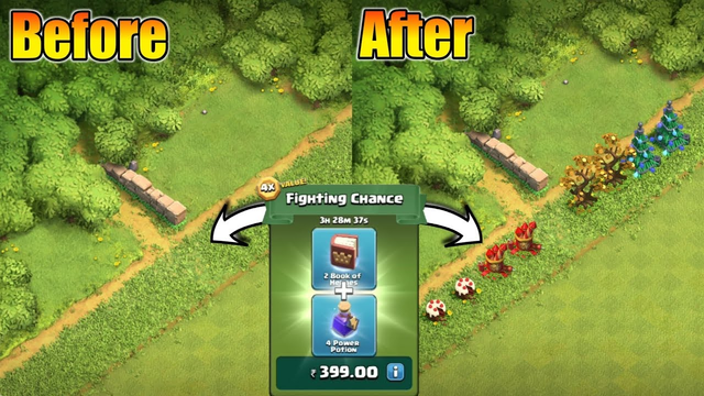 Every Clashers Dream In Clash Of Clans - Best decoration In Clash Of Clans? | Gaming partner OnePlus