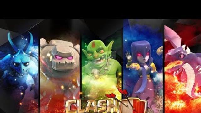 Clash of Clans  Doctor G    LEGENDA