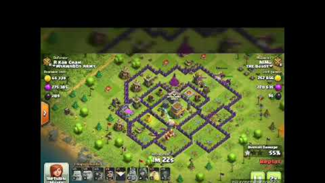How to make best attack in Clash of Clans
