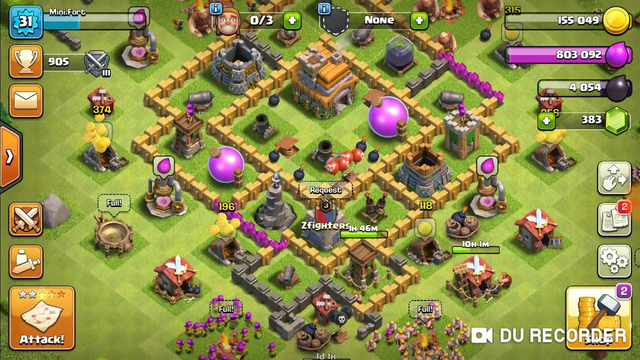 clash of clans pt 1