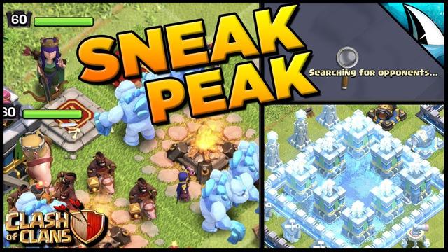 *SNEAK PEAK* Battle Balance Update News | Clash of Clans