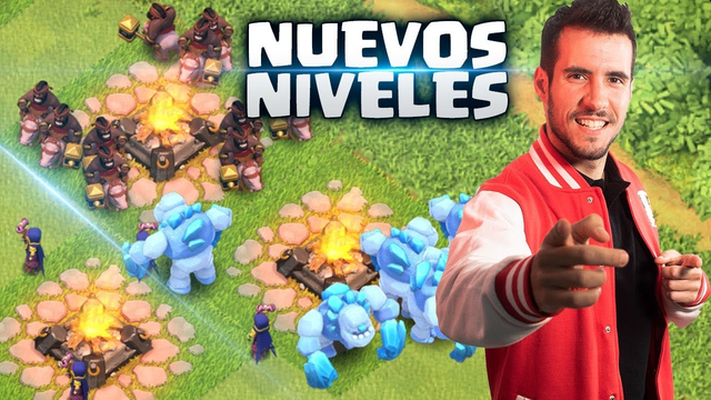 NUEVOS NIVELES de TROPAS y DEFENSAS - SNEAK PEEKS - CLASH OF CLANS