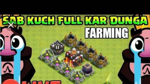 Clash of Clans live
