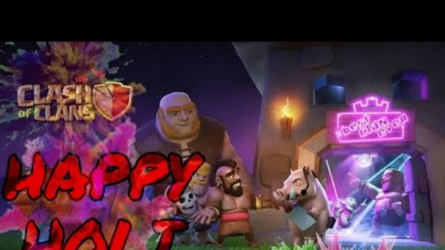 MY CLASH OF CLANS LIVE STREAM { NEW EVENTS }