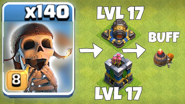 "NEW CANNON AND ARCHER TOWER!! ""Clash Of Clans"" NEW UPDATE!!"