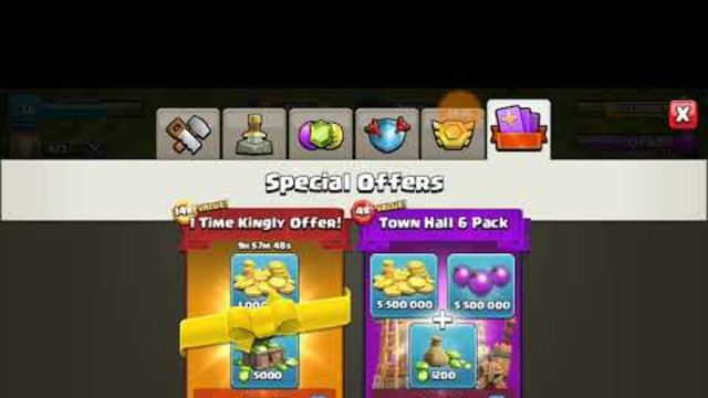 Clash of Clans new update!!