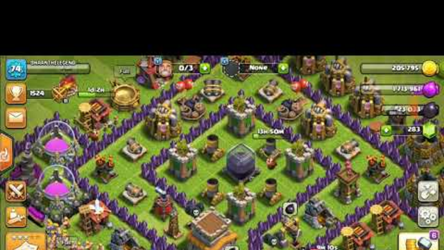 My clash of clans video