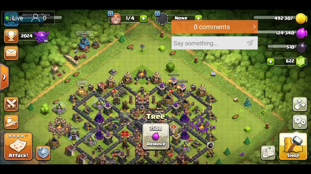 COC Live (clash of clans)