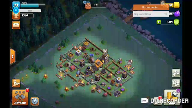 Let's play clash of clans.....