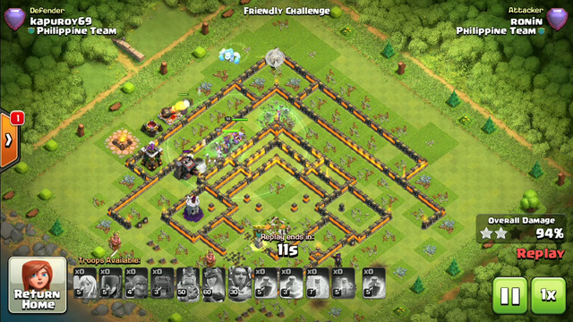 New TH12 2019 Attack Strategy. FC w/ my Clan Mates PH Team. EDRAG, ICEWITCH, HEALHOGS/Clash of Clans
