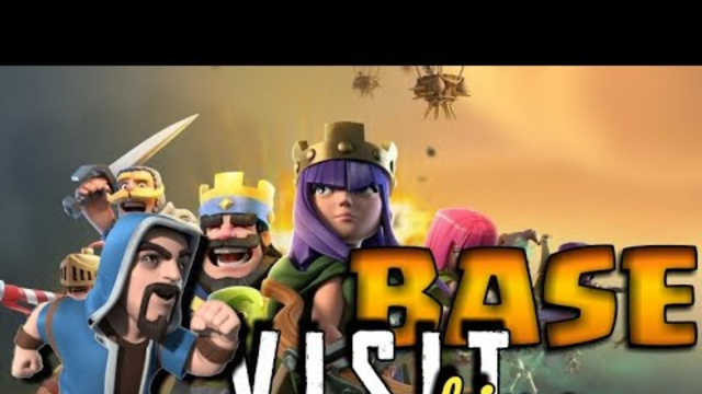 Base Visit | Join My Clan | Clash of Clans