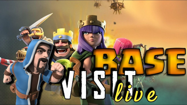 Join My Clan And Base visit #coc #clashofclans