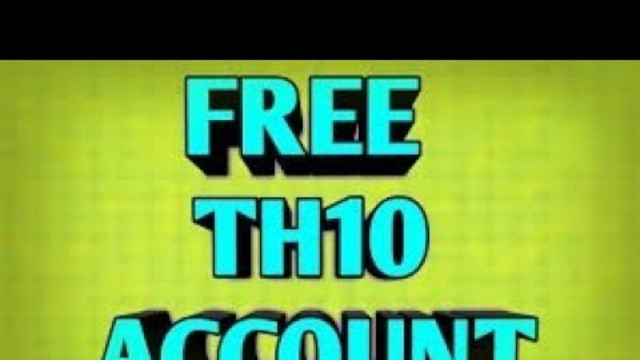 CLASH OF CLANS TH 10 BASE  GIVEAWAY join
