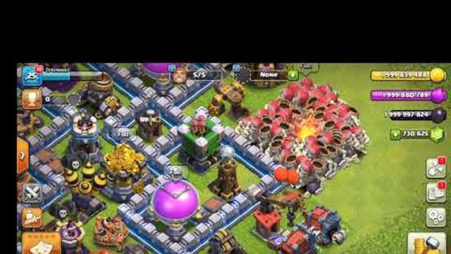 Builder and Villager attack !!! {Clash of Clans 2019}