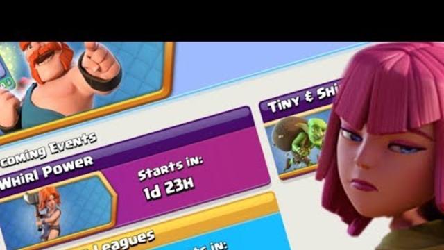 Coc Upcoming Event detail , clan games reward selection, upcoming hero skin full information