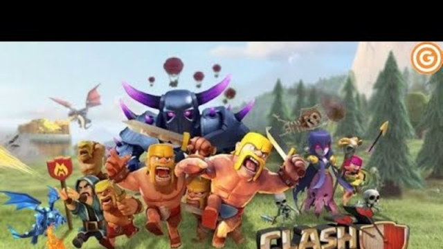 CLASH OF CLANS LIVE STREAM (trophy DOWN)