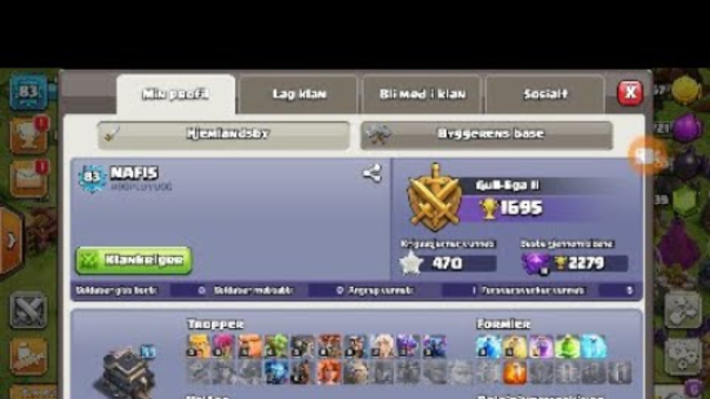 clash of clans townhall9 max account giveway  few subs lefr