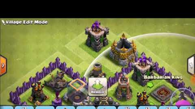 Clash of Clans tall hall 10