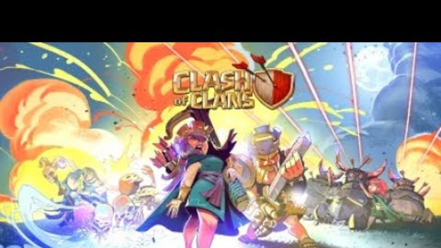 Clash of clans hindi live