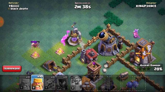 Playing Clash Of Clans after a *LONG* Time.