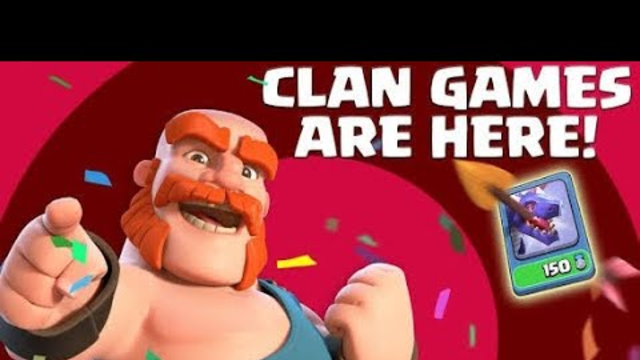 Clan Games are back !! Let's complete Clan Games | Clash of clans | coc | SoubhikGaming