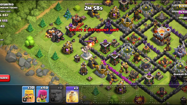 AWOSOME ATTACK TATIC|Clash of Clans