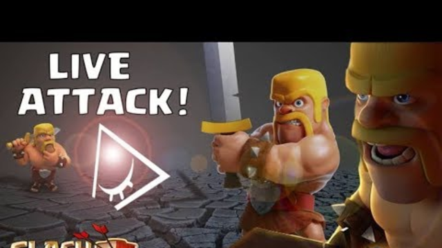 Clash of clans live attacks and base visiting