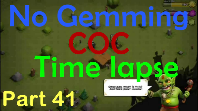 TH1 to TH9 MAX COC Time Lapse No Gemming   Part 41   Clash of Clans