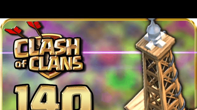 Let's Play CLASH of CLANS 140: VERBORGENER TESLA - Kauf & Bau