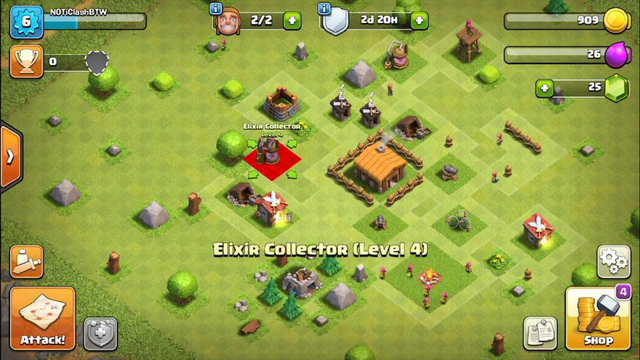 Clash of Clans Let's Play! #01 (Maxing out TH1)