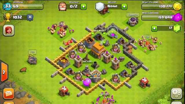 amazing strategy clash of clans-episode 2
