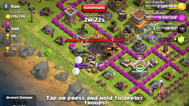 Clash of Clans  Farm Strategy - Town Hall 9 10)