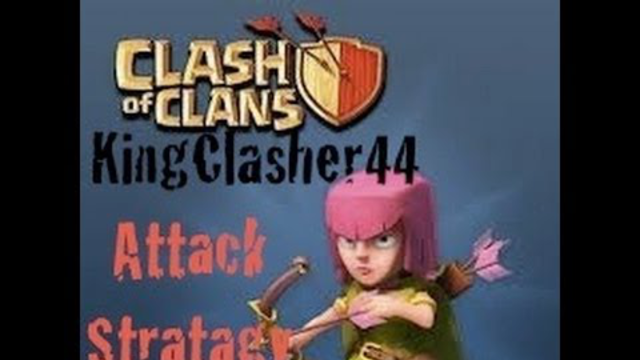Clash of clans: Attack Strategy Episode 5- How to Deploy troops
