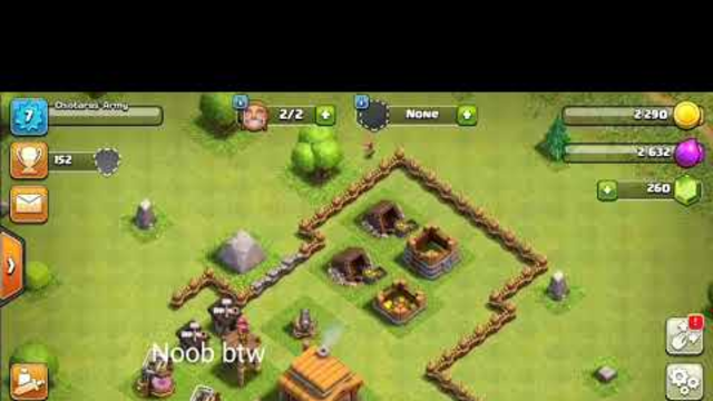 From Town Hall 1 to Town Hall 5 in five days - Clash Of Clans