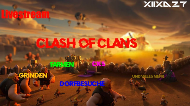 Dorfbesuche und farmen | TH10 | Clash of Clans German