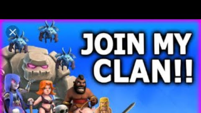 come and see the magic ....COC lovers