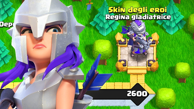 HO SBLOCCATO la QUEEN GLADIATRICE! - Clash of Clans