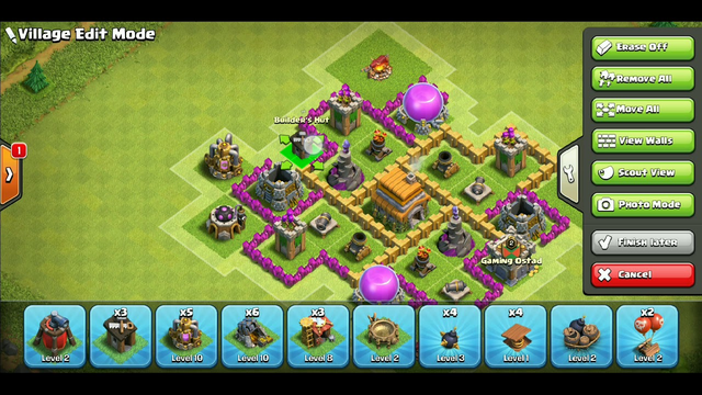 trophy base for th6 | Unbreakable th6 base in clash of clans