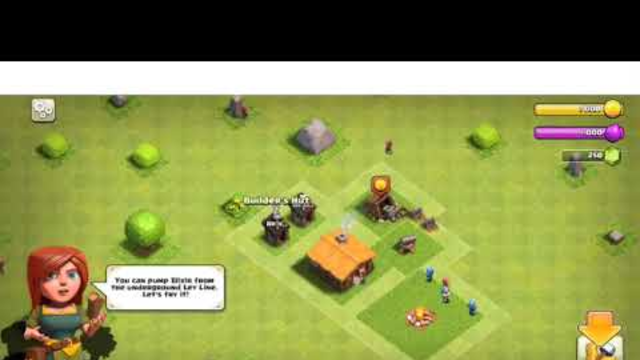 Maxing TH1 clash of clans