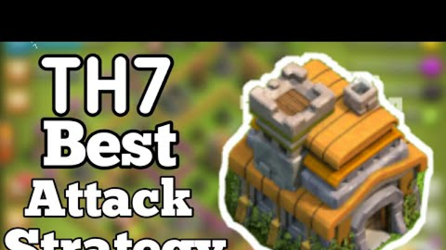 TH7 Best Attack Strategy [Without Spell] 2019 |Jihan Gamer| Clash Of Clans |