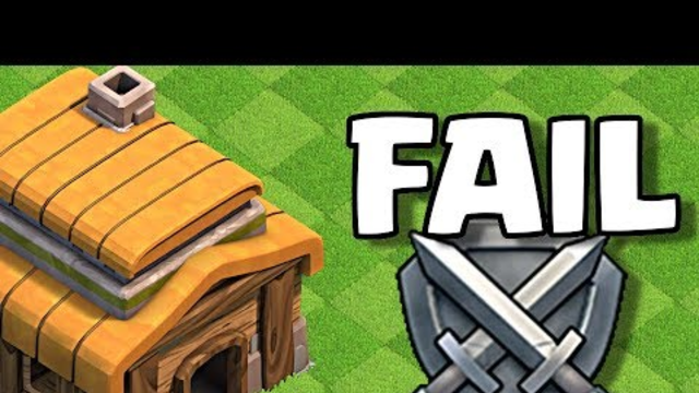 FAIL ... TH3 Silver Push | Clash of Clans lets play ep 15