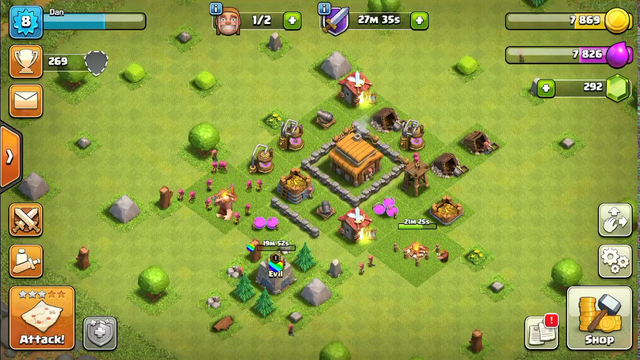 Th3 already : Clash of clans ep 2