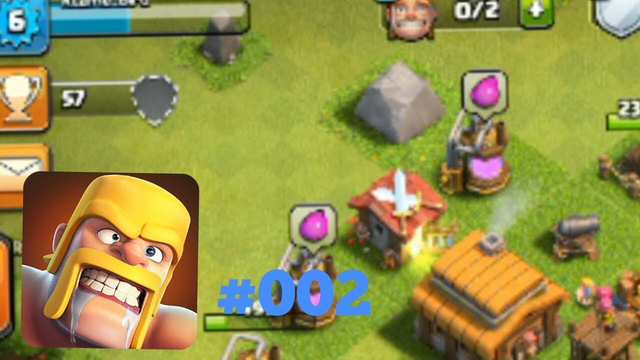 Townhall 3!! - Clash of clans #2