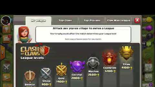 My Clash of Clans Town hall 7 lets play 1