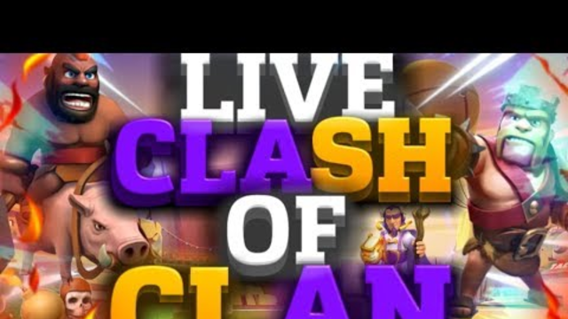 CLASH OF CLANS RUSH MDO TOP FR + VIVI PRINCIPALE