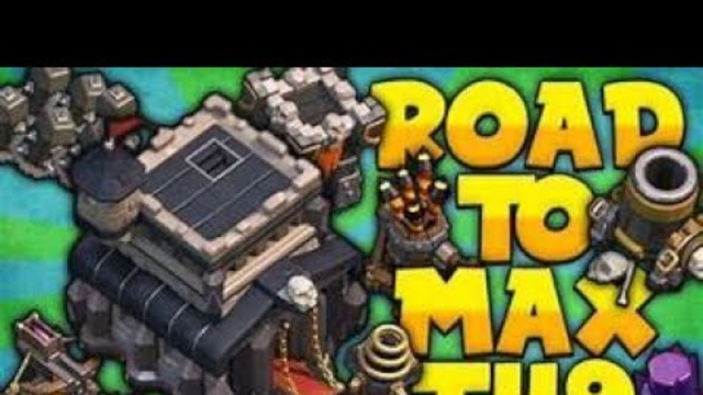 FARM to MAX! Clash of Clans Town Hall 9 Strategy and Farming