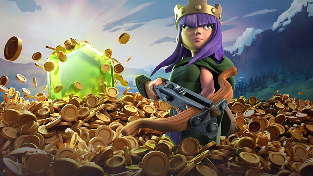 Clash Of Clans   Join My Clan   LVL 124