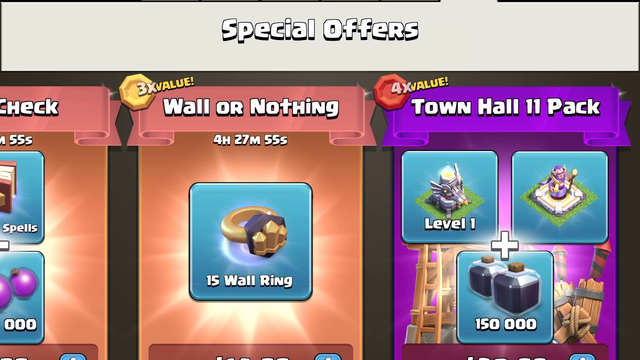Getting Town Hall 11!!! Clash Of Clans