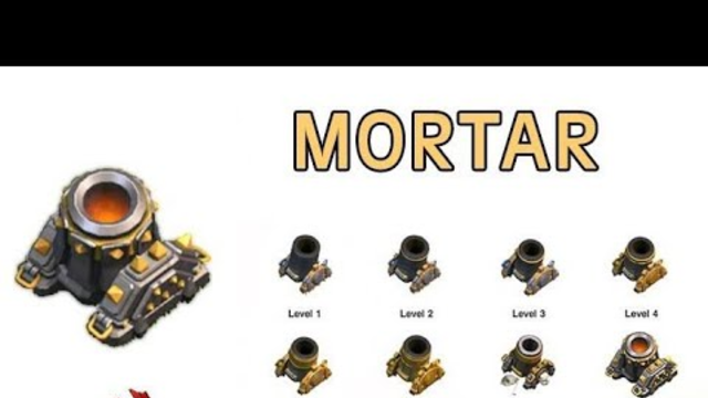 Clash of clans Cannon and Mortar upgrade Max town Hall 8 Gameplay 2019