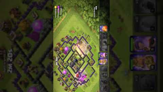 Push to th10 clash of clans
